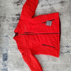 Insulated coat